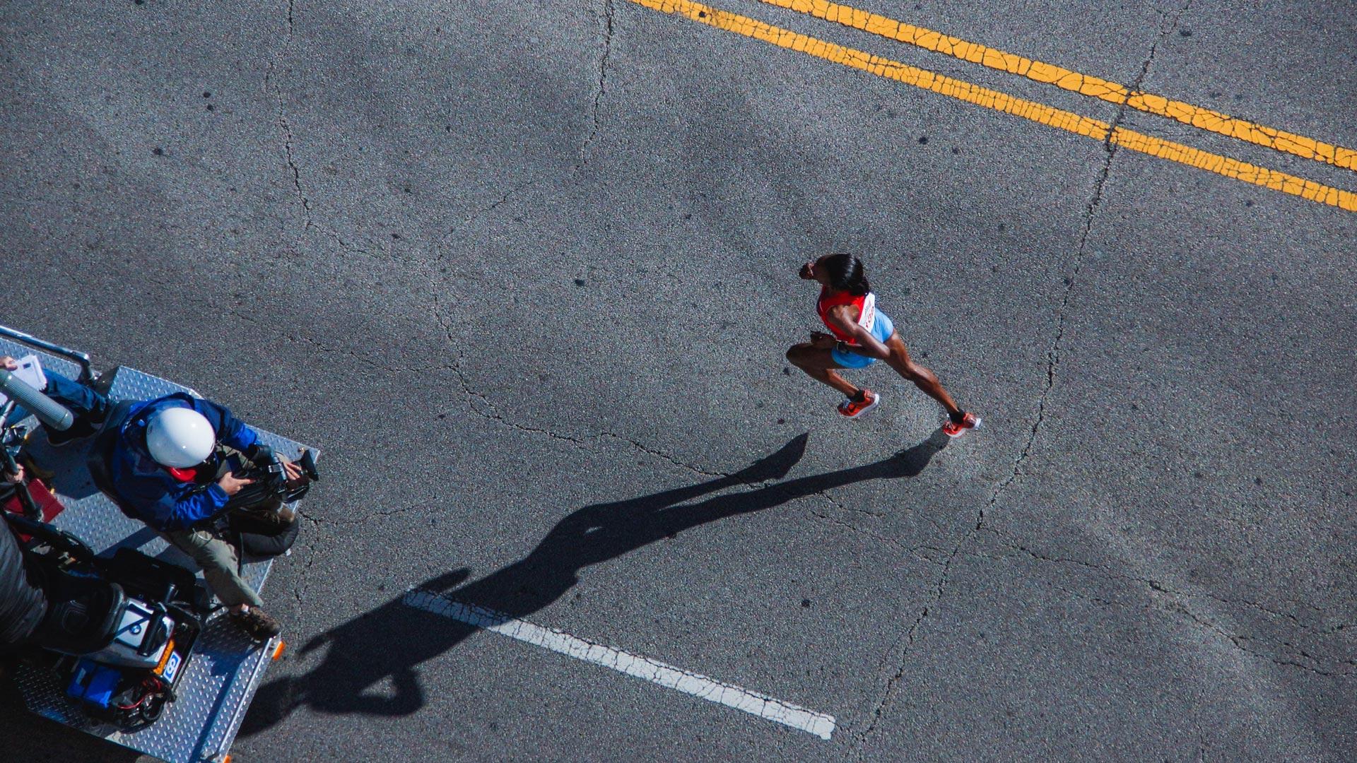 #breaking2 - Marathon unter 2 Stunden