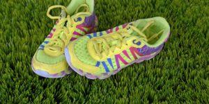 Laufschuhe - wie viel Bewegung ist gesund?