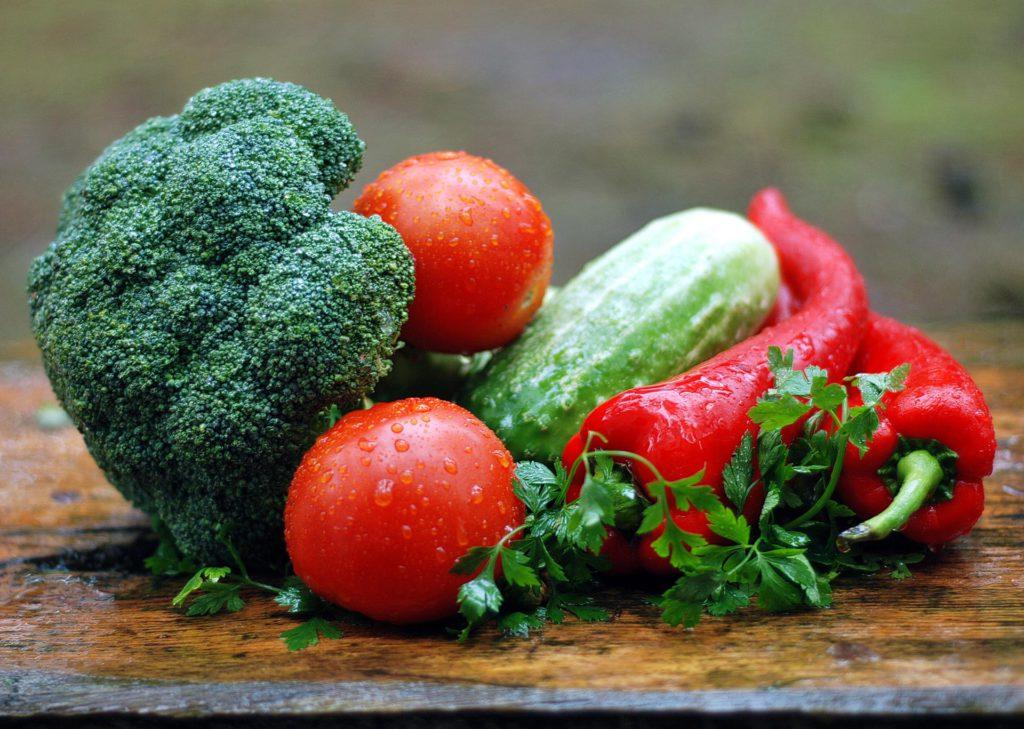 basisches Gemüse