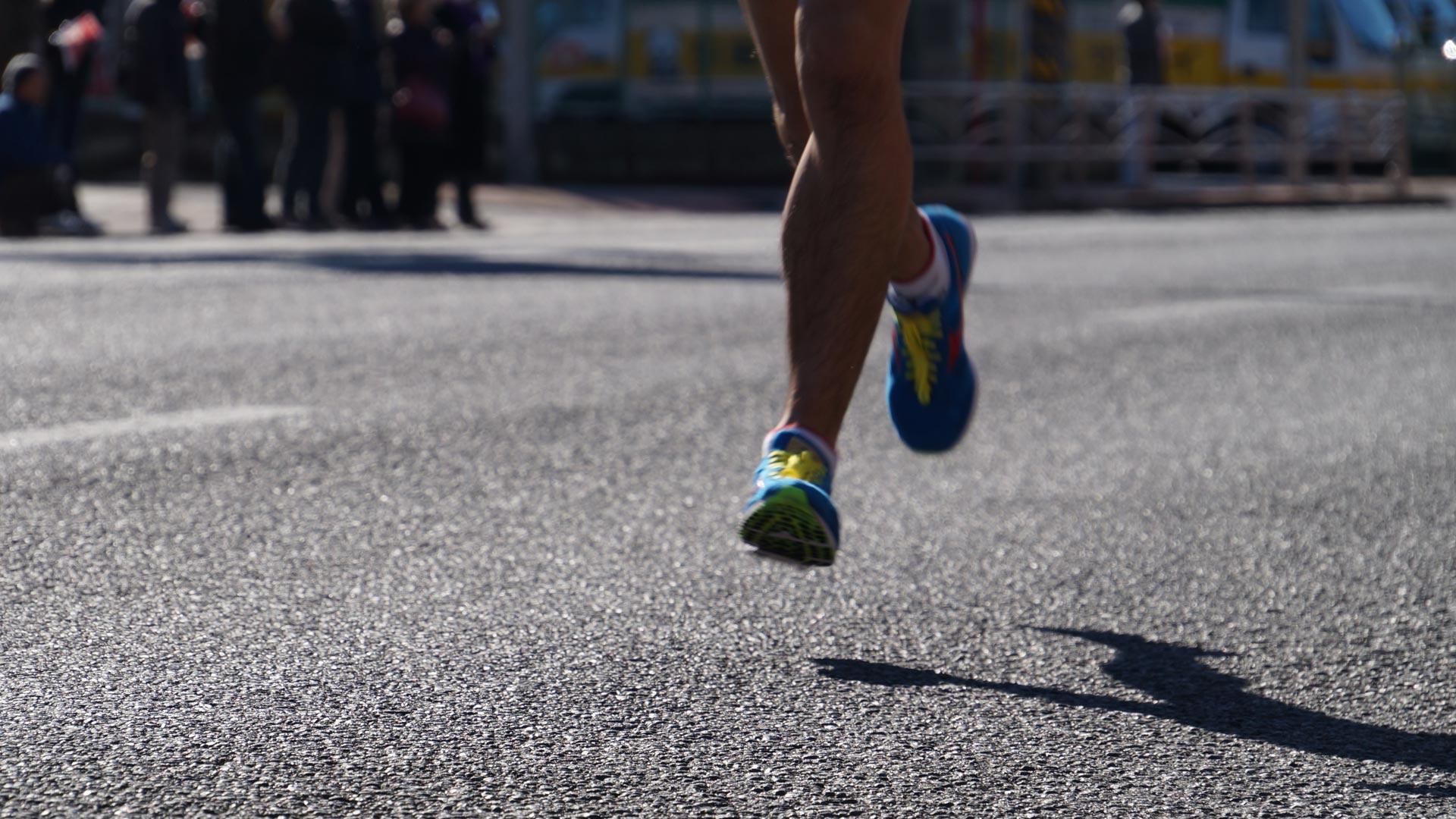 Stresfrakturen bei Läufern