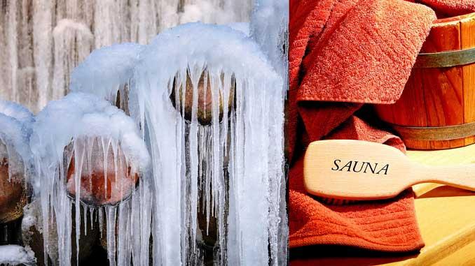 Besser Wärme oder Kälte bei Muskelkater?