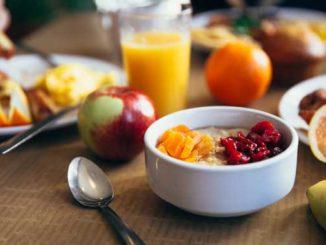 Frühstück schützt vor Übergewicht